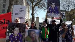 Demonstrations for and against Indian Prime Minister Modi in London