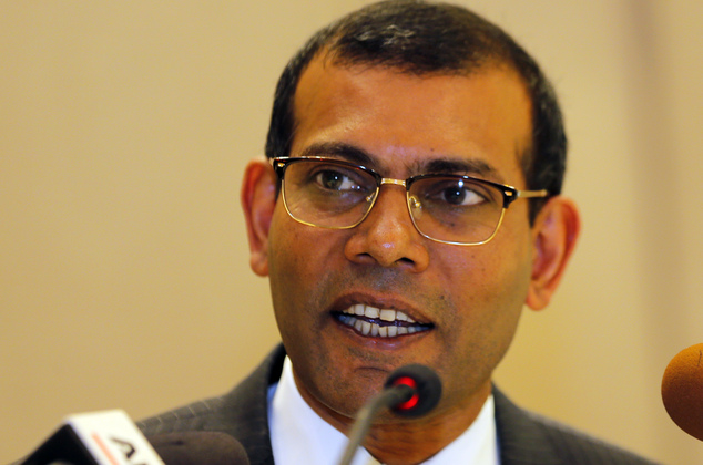 Nasheed decides not to contest upcoming Maldives Presidential polls