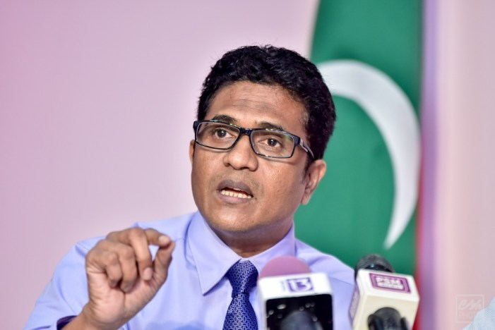 Maldives protests to India about detention and sending back of ruling party parliamentarian