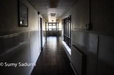 Our ward's beloved hallway.
