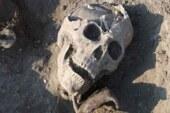 हल्द्वानी में पाए गए हैं मानव कंकाल