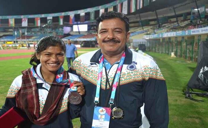 संजीवनी जाधव ने 29वें विश्व यूनिवर्सिटी खेलों में रजत पदक जीता