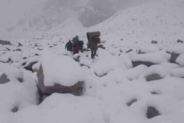 मौसम ने दिया साथ तो गंगोत्री हिमालय में ट्रैकिंग दलों की बढ़ी चहलकदमी