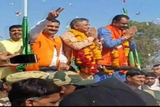 By-poll results: गुजरात में जीत के साथ भाजपा का शतक, झारखंड में कांटे की टक्कर