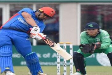 आयरलैंड-अफगानिस्तान के बीच खेला जा रहा दूसरा वन-डे मैच, स्कोर बोर्ड पर डालिए नजर