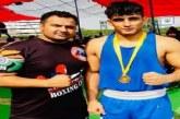 अंतरराष्ट्रीय बॉक्सिंग प्रतियोगिता में जिले के मुक्केबाज हर्ष गिल का चयन हुआ है।