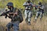 कश्मीर: में मुठभेड़ जारी, जैश का कमांडर यासिर को सुरक्षाबलों ने घेर ; दो जवान जख्मी