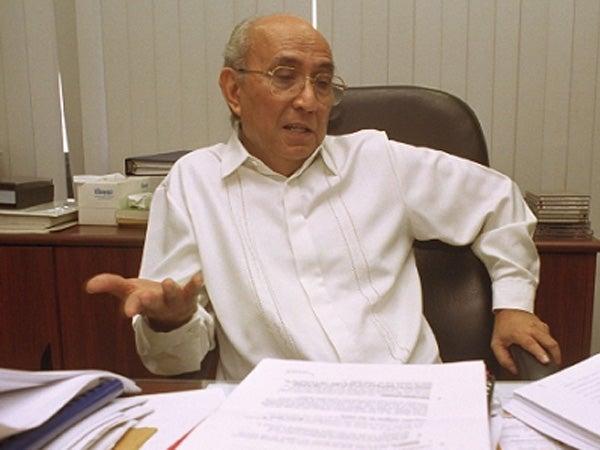 Fr.  Joaquin Bernas