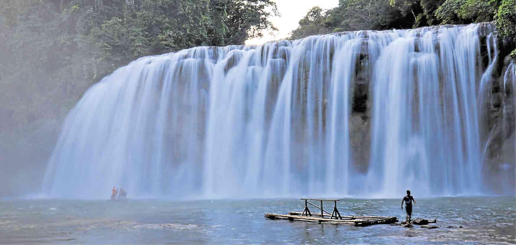 Surigao del Surs Little Niagara welcomes tourists again