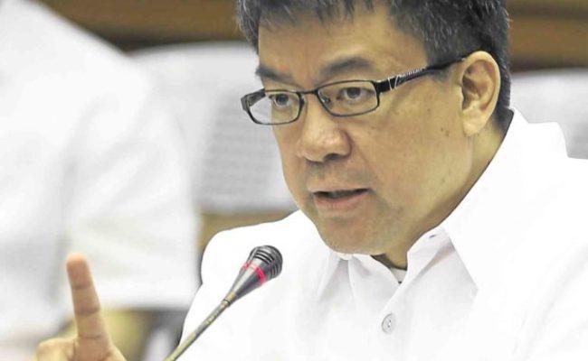 Pimentel On Senate Presidency Rivalry Cayetano Has Given