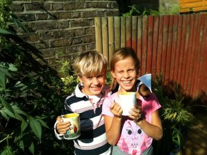 Hampstead UK Whistlebelower Children Alisa & Gabriel