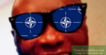 Dallas Police Chief David Brown has eyes for NATO.