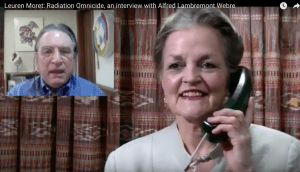 Leuren Moret: Radiation Omnicide, an interview with Alfred Lambremont Webre