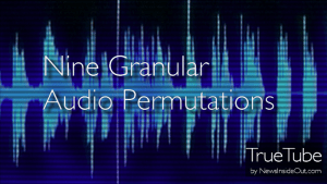 Nine Granular Audio Permutations