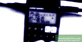 "Teenage Engineering's Pocket Operator PO-35 Speak is a time machine in ""Cyberpunk 101: The Series"""