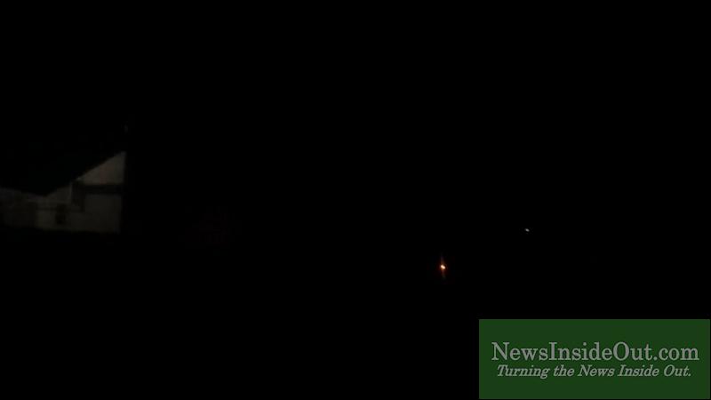 Manitowoc UFO Incident Video Frame