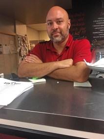Craig Stanzak opened Don's Deli in December 2016. Business keeps getting busier. (Karen Kane/Post-Gazette)