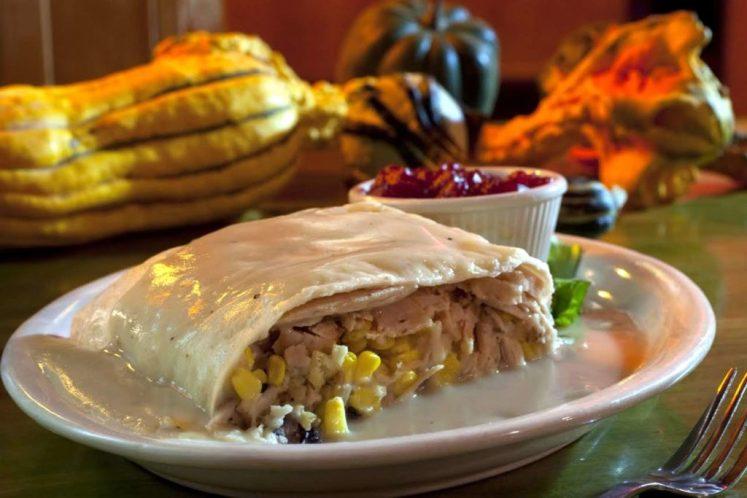 Mad Mex's Gobblerito (Big Burrito Restaurant Group)