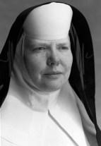 Sister M. Camillus Scully in full habits