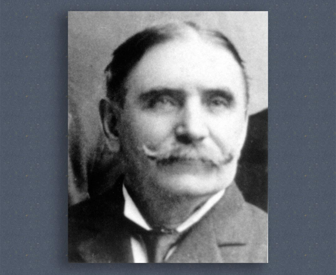 Fred Ingersoll, owner of Luna Park (Photo credit: Unknown)
