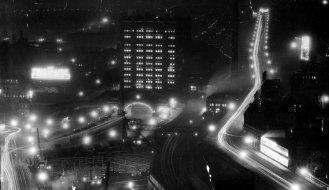 Penn Station, circa 1935. (Pittsburgh Press photo)