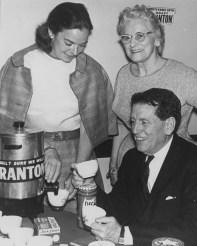 Elsie Hillman, Nelle G. Dressler and James G. Fulton back William Scranton for the White House in June 1964.