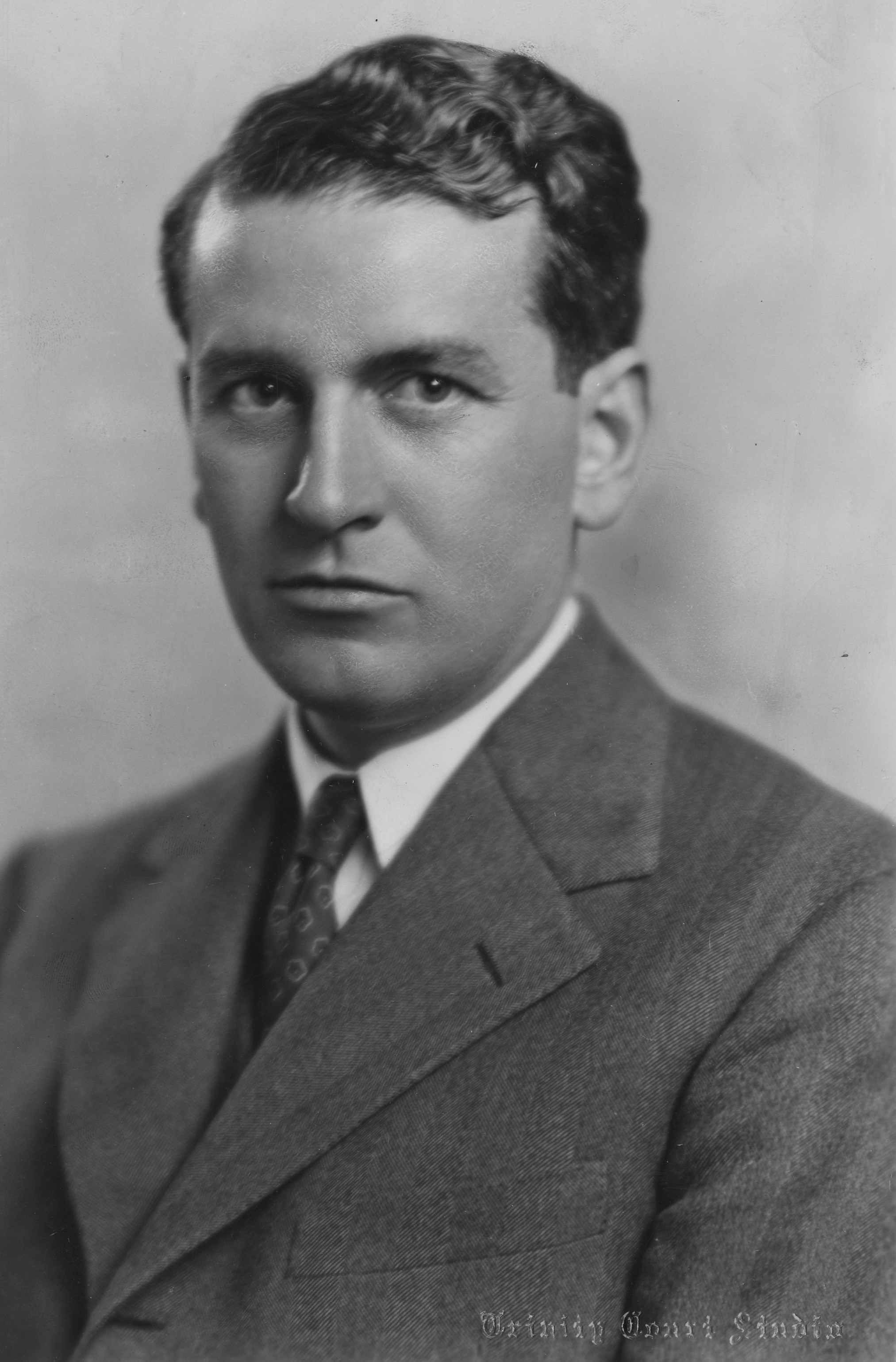 During World War II, 41-year-old James G. Fulton served with the U.S. Naval Reserves in the Pacific Luzon invasion. Then, the naval lieutenant shed his uniform and took his seat in the 79th U.S. Congress.