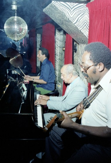 Eileen's Bar and Grill jazz in the Zebra Room 10