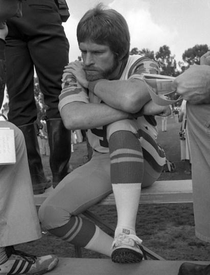 Rams safety Dave Elmendorf. (Albert M. Herrmann Jr./The Pittsburgh Press)