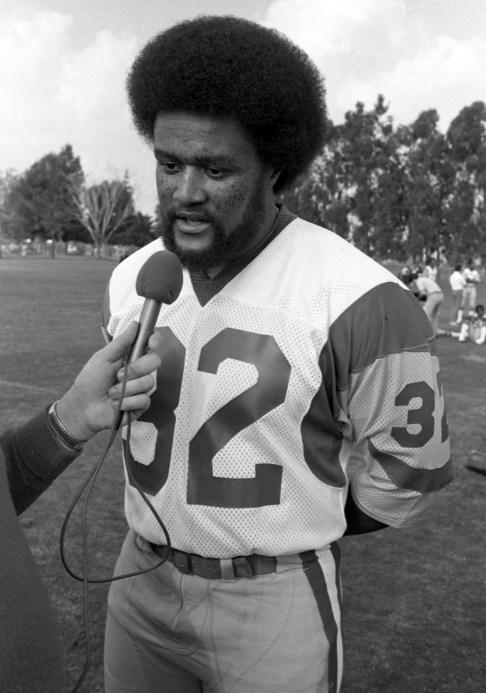 Rams running back Cullen Bryant. (Albert M. Herrmann Jr./The Pittsburgh Press)