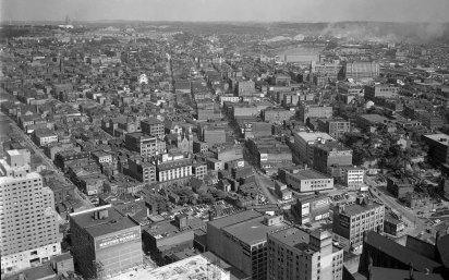 Hill District. (Stewart Love/The Pittsburgh Press)