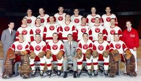 The 1966-67 Pittsburgh Hornets. (James Klingensmith/Post-Gazette)