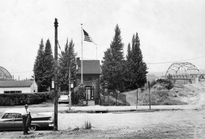 The lodge on June 27, 1963.
