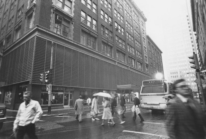 Jenkins Arcade in 1982. (Post-Gazette)