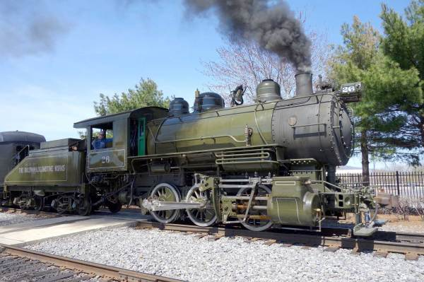 Steamtown National Historic Site Museum Track U