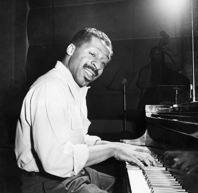 "Errol Garner, the beloved piano virtuoso, composed the jazz standard ""Misty."" (C) Getty Images ​"