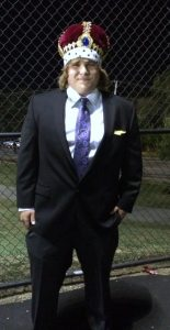 Spenser Flowers, in a photo provided by his family, from 2014. Voted Homecoming King his senior year, he graduated with honors in 2015 -- only to suffer a fatal overdose on Jan. 1, 2017. His death helped to catalyze Hampton Township School District's vigorous approach to drug prevention education. (Photo courtesy the Flowers family)