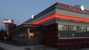 An Eat'n Park restaurant Thursday, April 19, 2018, along Ohio River Blvd. in Avalon. (Rebecca Droke/Post-Gazette)