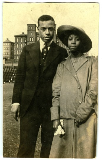 James A. Dorsey and Zerbie Turfley Dorsey in an undated photo. credit: Dorsey-Turfley family photos, Detre Library & Archives, Sen. John Heinz History Center