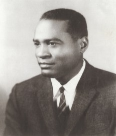 Herb Douglas Jr. age 30, in 1952. (Courtesy of History Center)