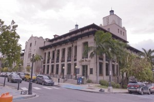U.S. Bankruptcy Court in Old San Juan  (Credit: © Mauricio Pascual)