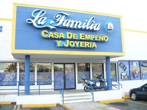 La Familia's newest location is in Guaynabo.