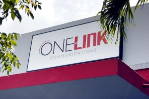 OneLink is still offering its services under that brand, which is expected to change in coming months. (Credit: © Mauricio Pascual)