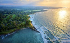 The Dorado Beach, a Ritz-Carlton Reserve is situated on 1,400 acres of pristine beachfront property in Dorado.