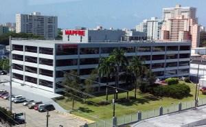 MAPFRE's Puerto Rico headquarters.  (Credit: © Mauricio Pascual)