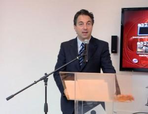 Naji Khoury, executive director of Liberty