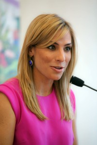 Lucienne Gigante, senior vice president of marketing, public relations and community at Doral