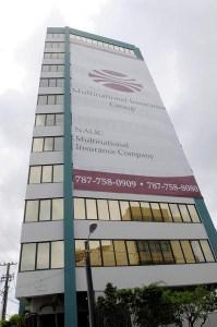 Multinational Insurance Company's Hato Rey headquarters. (Credit: © Mauricio Pascual)