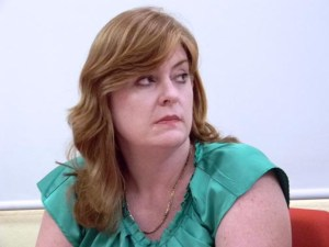 Karen Larson, vice president of Critical Hub Networks