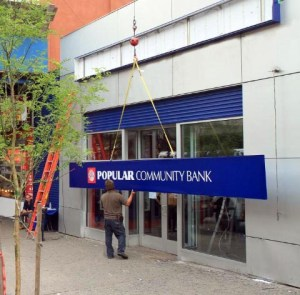 With the reorganization, Popular Community Bank will strengthen its mainland U.S. presence, by concentrating on the New York, New Jersey, and South Florida markets.